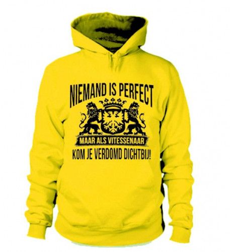 Niemand is Perfect, maar als Vitessenaar