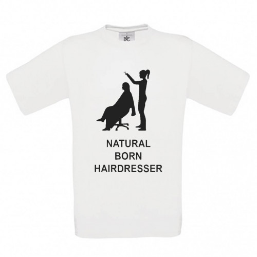 Natural born Hairdresser