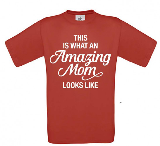 This is what a Amazing MOM look likes