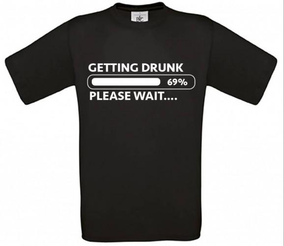 Getting Drunk Please Wait...