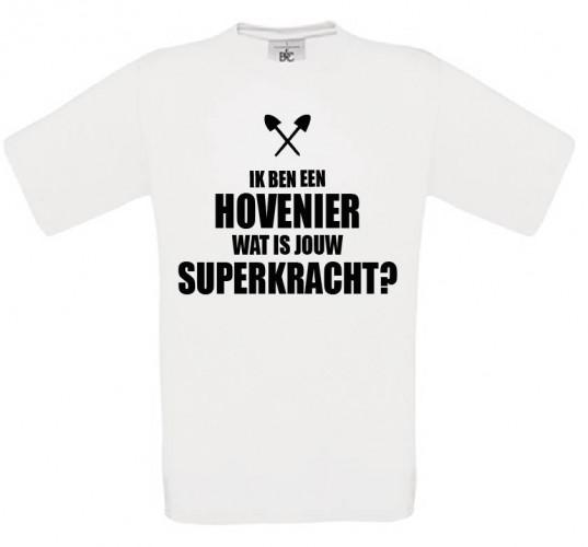 Ik Ben Een Hovenier Wat is Jouw Superkracht?