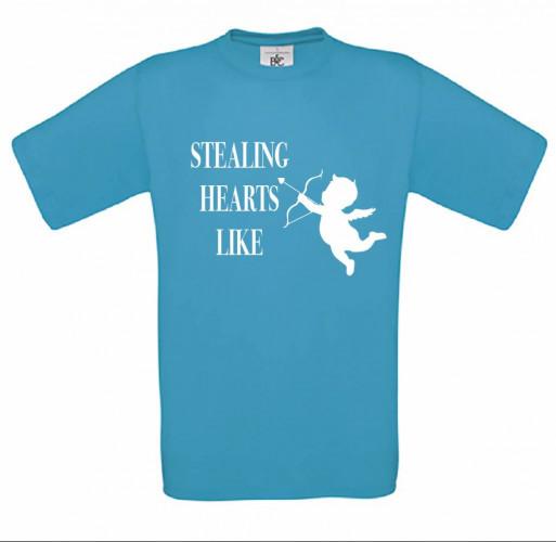 Stealing Hearts Like