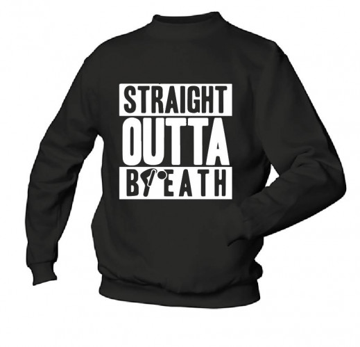 Straight Outta Breath