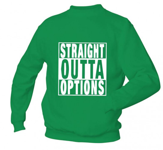 Straight Outta Options