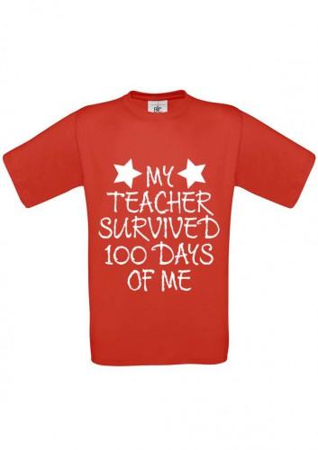 My Teacher survived 100 Days of   Me
