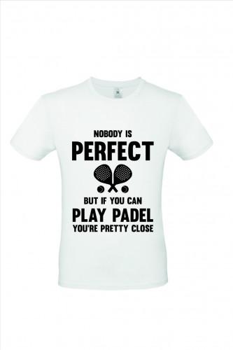 Nobody's perfect - Padel