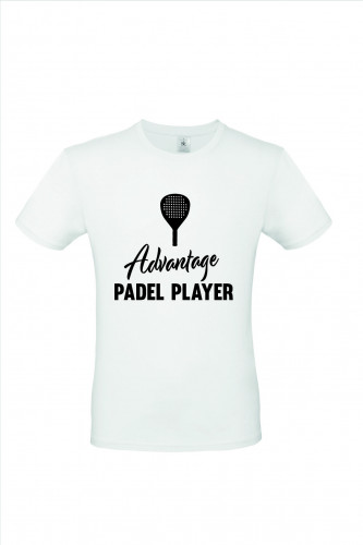 Advantage Padel Player