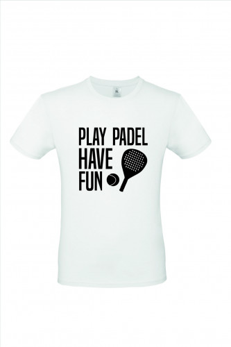 Play Padel - Have Fun